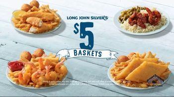 Long John Silver's $5 Baskets TV Spot, 'Sail In' - Thumbnail 5