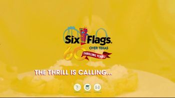 Six Flags TV Spot, 'The Thrill is Calling' - Thumbnail 8