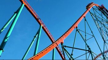 Six Flags TV Spot, 'The Thrill is Calling' - Thumbnail 1