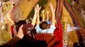 Six Flags TV Spot, 'The Thrill is Calling' - Thumbnail 4