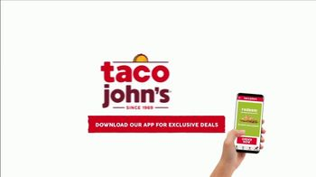 Taco John's TV Spot, 'Hiccups or Haircut' - Thumbnail 7