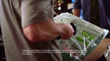 Waste Management Bagster Bag TV Spot, 'Dumpster in a Bag' - Thumbnail 2