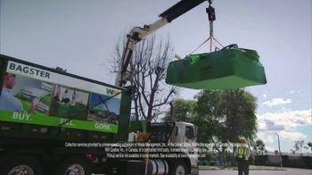 Waste Management Bagster Bag TV Spot, 'Dumpster in a Bag' - Thumbnail 5