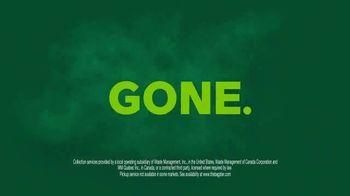 Waste Management Bagster Bag TV Spot, 'Dumpster in a Bag' - Thumbnail 6
