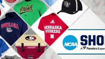 NCAA Shop TV Spot, 'Get Ready for Gameday'