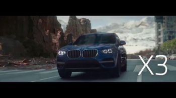 BMW Memorial Day Sales Event TV Spot, 'There's an X for That' Song by NOISY [T2] - Thumbnail 1