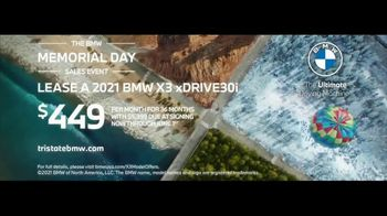 BMW Memorial Day Sales Event TV Spot, 'There's an X for That' Song by NOISY [T2] - Thumbnail 10
