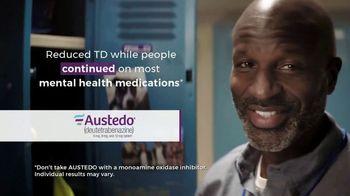 Austedo TV Spot, 'It's Not OK, It's Time to Treat TD' - Thumbnail 5