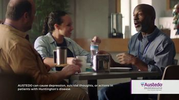 Austedo TV Spot, 'It's Not OK, It's Time to Treat TD' - Thumbnail 6