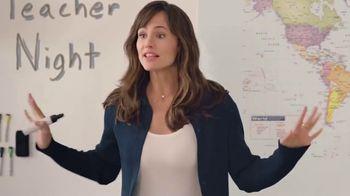 Capital One Venture Card TV Spot, 'Teacher Night' Featuring Jennifer Garner