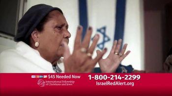 International Fellowship Of Christians and Jews TV Spot, 'Israel Red Alert' - Thumbnail 8