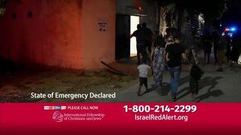 International Fellowship Of Christians and Jews TV Spot, 'Israel Red Alert' - Thumbnail 1