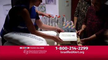 International Fellowship Of Christians and Jews TV Spot, 'Israel Red Alert' - Thumbnail 2