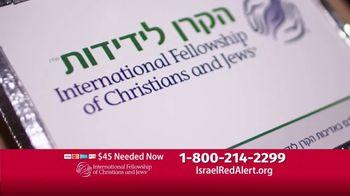 International Fellowship Of Christians and Jews TV Spot, 'Israel Red Alert' - Thumbnail 5