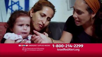 International Fellowship Of Christians and Jews TV Spot, 'Israel Red Alert' - Thumbnail 7