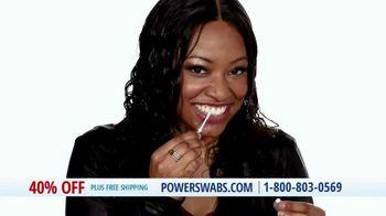 Power Swabs TV Spot, 'Wave a Magic Wand: 40% Off'