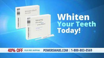 Power Swabs TV Spot, 'Wave a Magic Wand: 40% Off' - Thumbnail 9