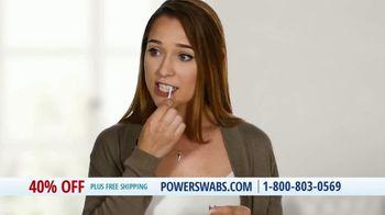Power Swabs TV Spot, 'Wave a Magic Wand: 40% Off' - Thumbnail 3