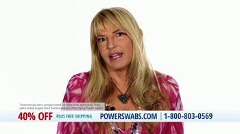 Power Swabs TV Spot, 'Wave a Magic Wand: 40% Off' - Thumbnail 7