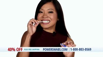 Power Swabs TV Spot, 'Wave a Magic Wand: 40% Off' - Thumbnail 8