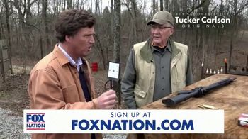 FOX Nation TV Spot, 'Tucker Carlson Originals'