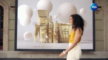 Pantene Miracle Rescue TV Spot, 'Leave Hair Ready for More' - Thumbnail 10