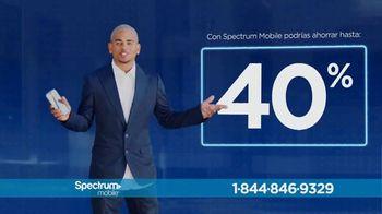 Spectrum Mobile TV Spot, 'Calculadora de ahorros' con Ozuna [Spanish]