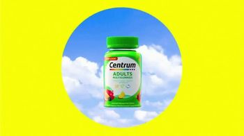 Centrum MultiGummies TV Spot, 'Unleash Your Energy' - Thumbnail 1