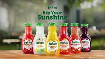 Tropicana TV Spot, 'Sunny Moment's Song by The Hot Damns - Thumbnail 9