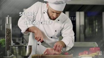 Granite Stone NutriBlade Knives TV Spot, 'Secret of Every Great Chef: Free Shipping'