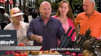 Granite Stone NutriBlade Knives TV Spot, 'Secret of Every Great Chef: Free Shipping' - Thumbnail 4