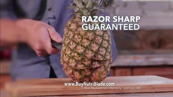 Granite Stone NutriBlade Knives TV Spot, 'Secret of Every Great Chef: Free Shipping' - Thumbnail 6