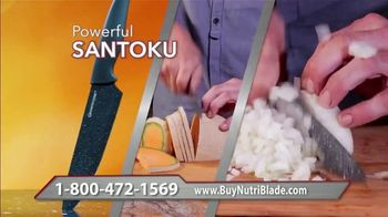 Granite Stone NutriBlade Knives TV Spot, 'Secret of Every Great Chef: Free Shipping' - Thumbnail 7