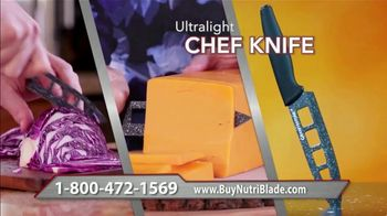 Granite Stone NutriBlade Knives TV Spot, 'Secret of Every Great Chef: Free Shipping' - Thumbnail 8