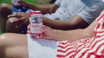 Budweiser TV Spot, 'Memorial Day: Summer Patriotic Cans' - Thumbnail 1