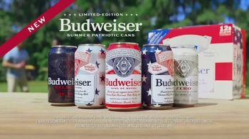 Budweiser TV Spot, 'Memorial Day: Summer Patriotic Cans' - Thumbnail 9