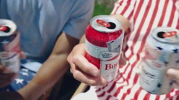 Budweiser TV Spot, 'Memorial Day: Summer Patriotic Cans' - Thumbnail 2
