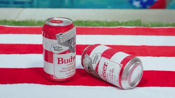 Budweiser TV Spot, 'Memorial Day: Summer Patriotic Cans' - Thumbnail 5