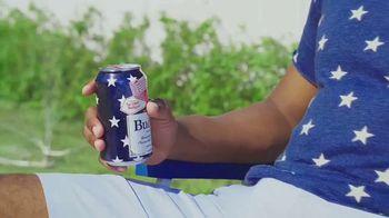 Budweiser TV Spot, 'Memorial Day: Summer Patriotic Cans' - Thumbnail 7