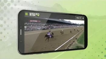NYRA Bets App TV Spot, 'High-Speed Action: MATCH200' - Thumbnail 2