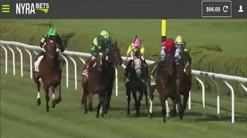 NYRA Bets App TV Spot, 'High-Speed Action: MATCH200' - Thumbnail 3