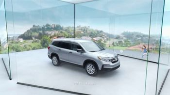2021 Honda Pilot TV Spot, 'This Is Your Time' [T2] - 1094 commercial airings