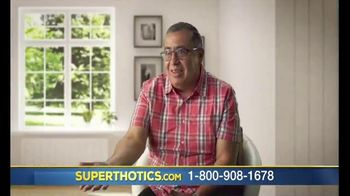 Superthotics TV Spot, 'Dolor de los pies: excursionismo' [Spanish] - Thumbnail 4
