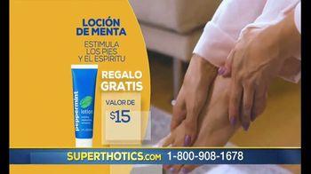 Superthotics TV Spot, 'Dolor de los pies: excursionismo' [Spanish] - Thumbnail 8