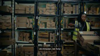 Amazon TV Spot, 'Great Jobs Launch Careers' - Thumbnail 1