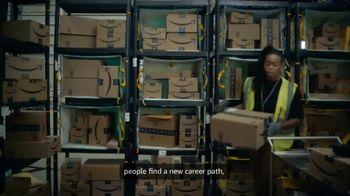 Amazon TV Spot, 'Great Jobs Launch Careers' - Thumbnail 2