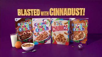 Cinnamon Toast Crunch TV Spot, 'Flavors Blasted With Cinnadust' - Thumbnail 9