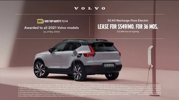 2021 Volvo XC40 Recharge TV Spot, 'Pure Electric' Song by New Order [T2] - Thumbnail 9