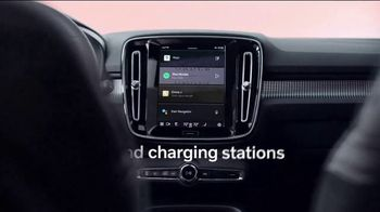 2021 Volvo XC40 Recharge TV Spot, 'Pure Electric' Song by New Order [T2] - Thumbnail 3