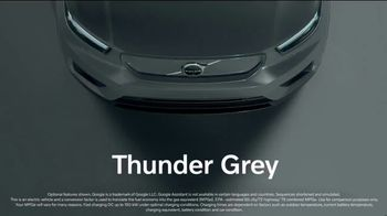 2021 Volvo XC40 Recharge TV Spot, 'Pure Electric' Song by New Order [T2] - Thumbnail 6